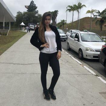 Beatriz Moura - Modelo - Salão do Automóvel
